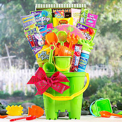 Easter Spring Selection Gift Basket