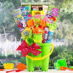 Easter Spring Selection Gift Basket
