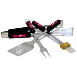 Arizona Cardinals 4-Piece BBQ Tool Set