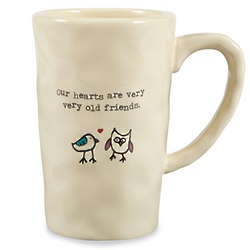 Our Hearts are Very Very Old Friends Mug