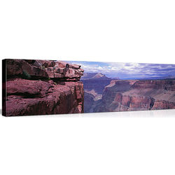 Grand Canyon Panorama on Canvas