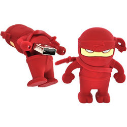Red Ninja USB Flash Drive