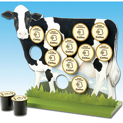 Cow K Cup Holder