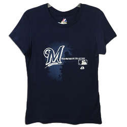 Women's Authentic Brewers T-Shirt