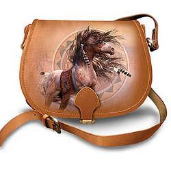 Spirit Warrior Messenger Bag