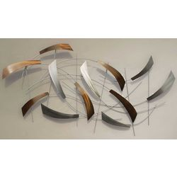 Tidal Metal Wall Art