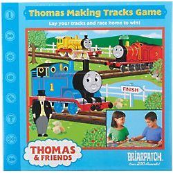 Thomas and Friends Making Tracks Game