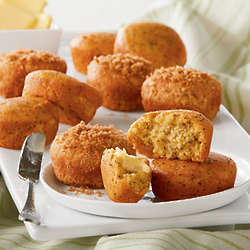 Lemon and Cinnamon Gluten-Free Muffins