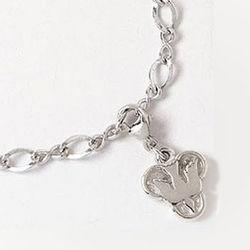 Confirmation Dove Sterling Silver Bracelet