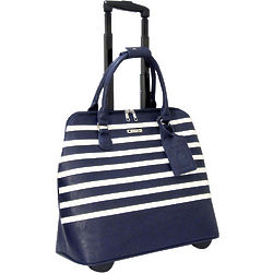 Navy Blue and White Sailor Stripe Rollerbrief