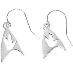 Star Trek Live Long and Prosper Earrings