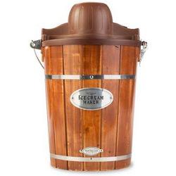 Old Fashioned 6-Quart Wood Ice Cream Maker
