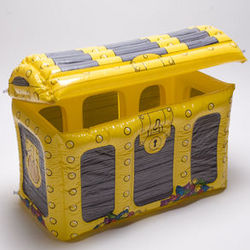 Inflate Treasure Chest Cooler