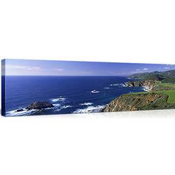 Big Sur Panorama on Canvas