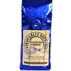 Jamaica Blue Mountain Blue Ridge Blend Coffee Beans