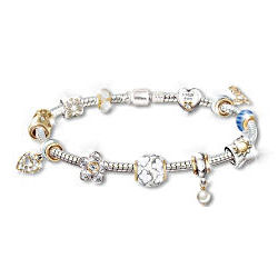 My Granddaughter, My Wish for You Charm Bracelet