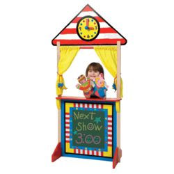 Floor Standing Puppet Theater