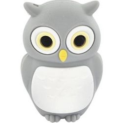 Gray Owl 4GB USB Flash Drive