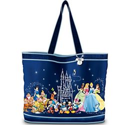 The Wonderful World of Disney Tote Bag