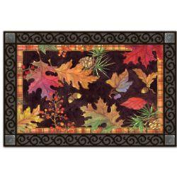 MatMates Fall Festival Indoor and Outdoor Doormat
