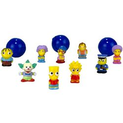 Series 1 Squinkie Simpson's Bubble Pack
