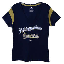 Women's Brewers Infield Fly T-Shirt