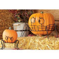 Spider Pumpkin Holders