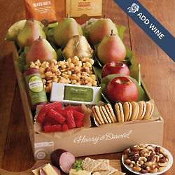 Bear Creek Fruit and Snack Gift Box