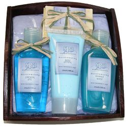 Lavender and Sage Bath and Body Gift Set