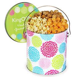 1 Gallon of Traditional Popcorn in Jubilee Tin