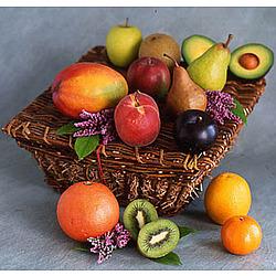 York Fresh Fruit Hamper