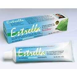 Estrella All Natural Toothpaste