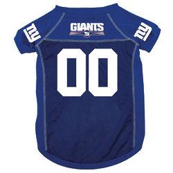 New York Giants NFL Pet Jersey