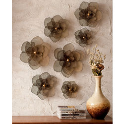 Enchanting Wall Flowers