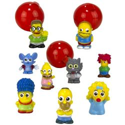 Simpson's Series 2 Squinkies