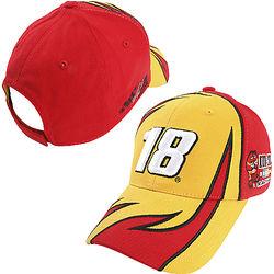 Kyle Busch #18 Fragment Hat