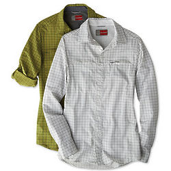 NosiLife Stretch Check Shirt