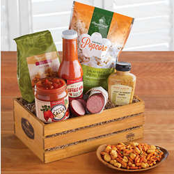 Hot and Spicy Snack Crate
