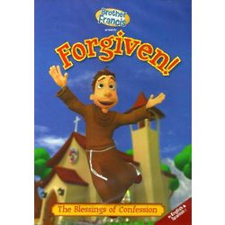 Forgiven Brother Francis Kid's DVD