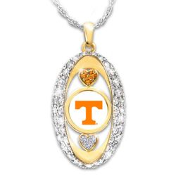 For the Love of fhe Game Tennessee Volunteers Pendant