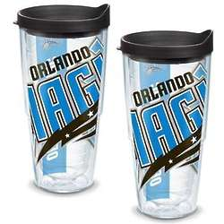Orlando Magic Colossal 24 Oz. Tervis Tumblers with Lids