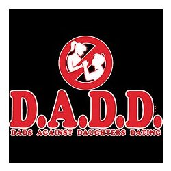 D.A.D.D. Dads Against Dating T-Shirt