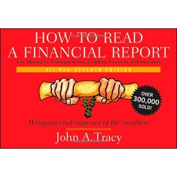How to Read a Financial Report Book