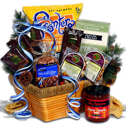 Skiers Delight Classic Gift Basket