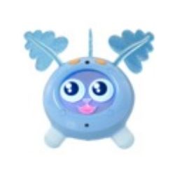 Yippits Blue Scooch Figure