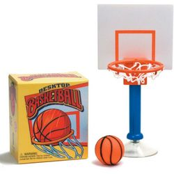 Mini Desktop Basketball Kit