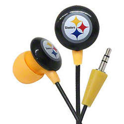 Pittsburgh Steelers Earbuds