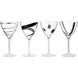Jazz Wine Goblets