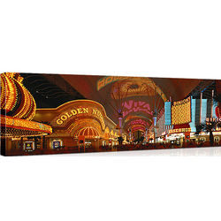 Las Vegas Skyline on Canvas