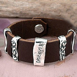 Discover, Strength & Vision Bracelet
